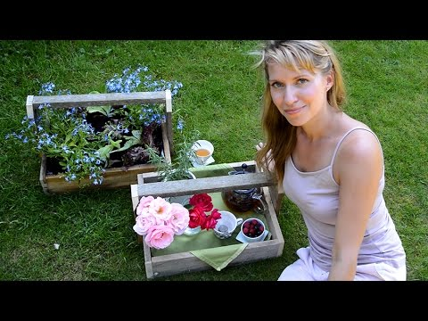 [VIDEO]HOW TO MAKE A GARDEN TRUG FROM PALLET WOOD