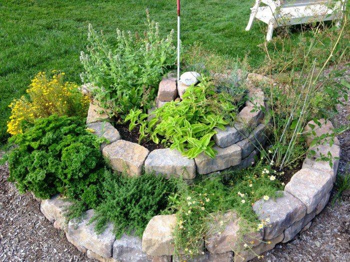 create   cost spiral garden gardenpicsandtipscom