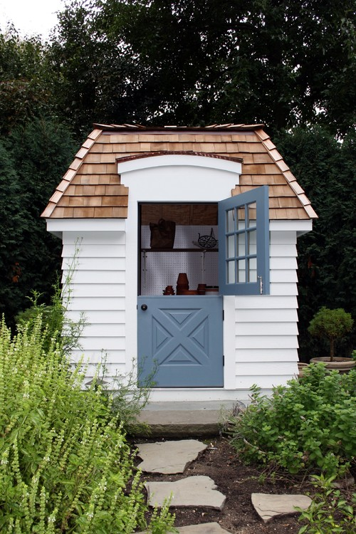 Top 7 Compact Shed Designs for a Small Garden